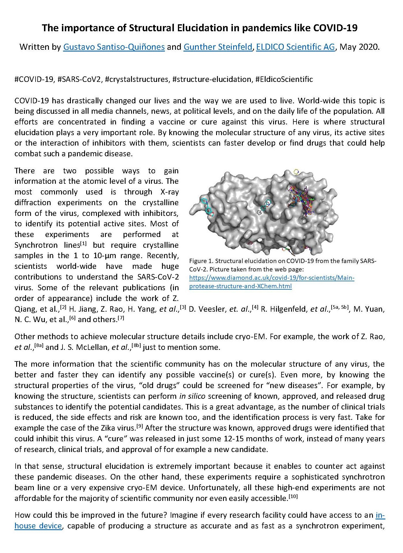 Structural-Elucidation-in-COVID-19 times-coverpage